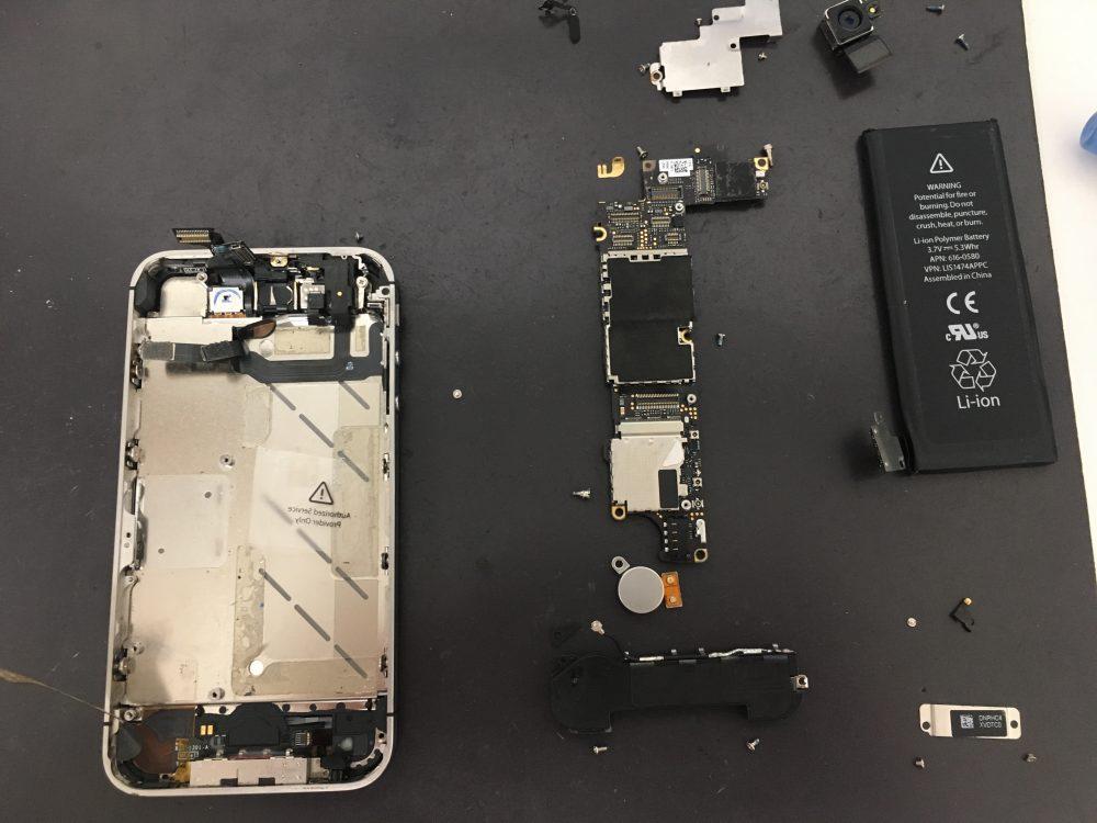 iPhone4S分解
