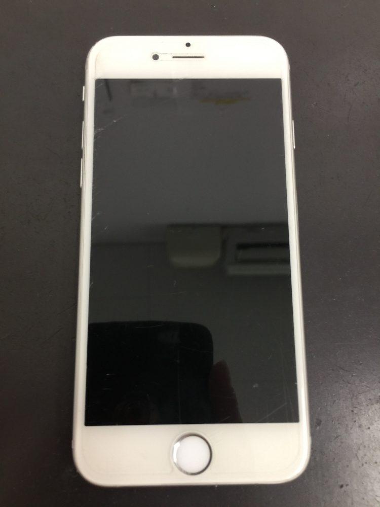 フリーズした修理前のiPhone6
