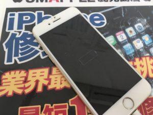 バッテリーがだめになったiPhoneの画像