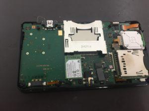 3DS内部画像