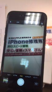 iPhoneとカメラ