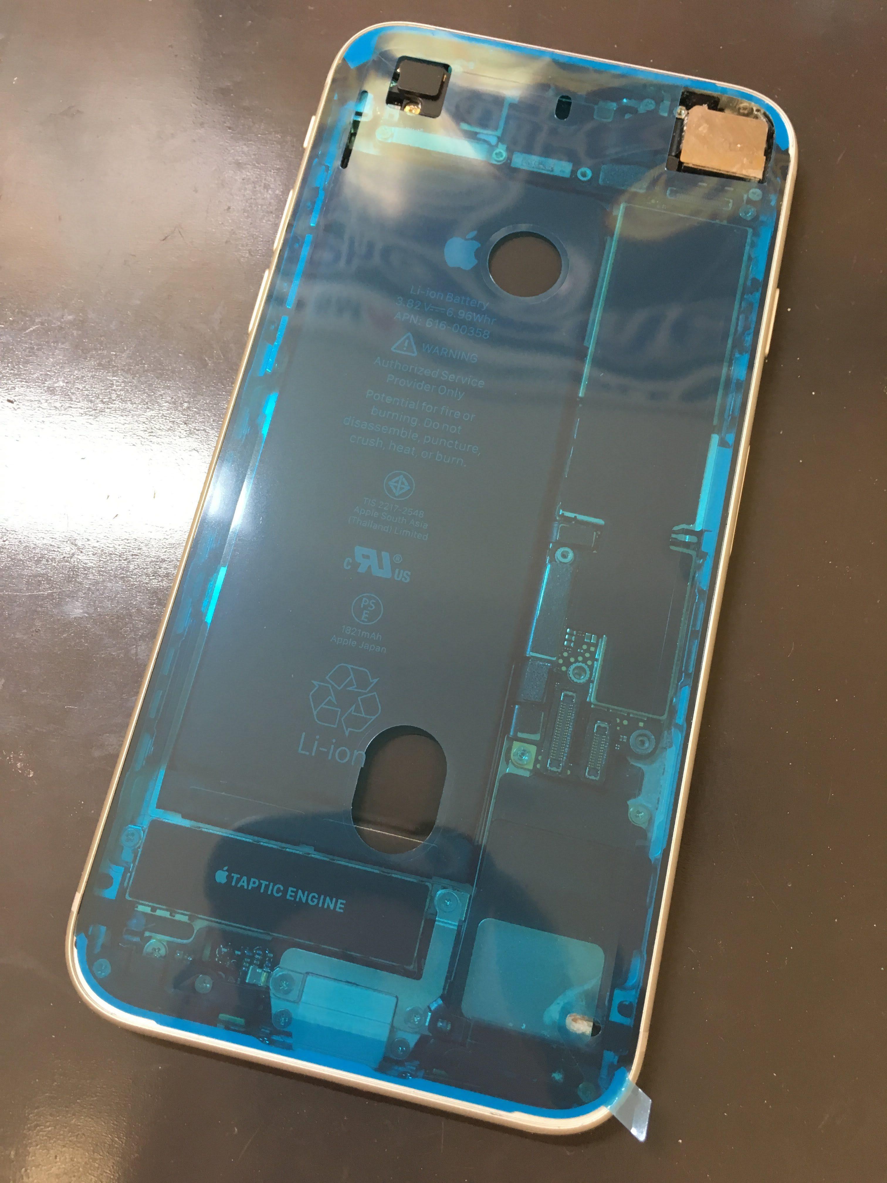 耐水iPhone用 防水パッキン