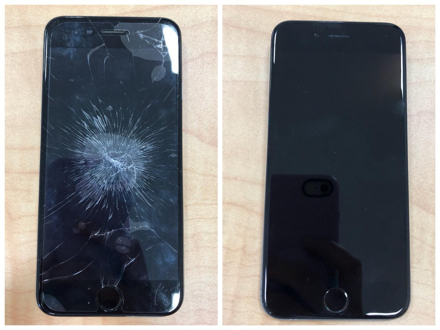 iPhone修理加工
