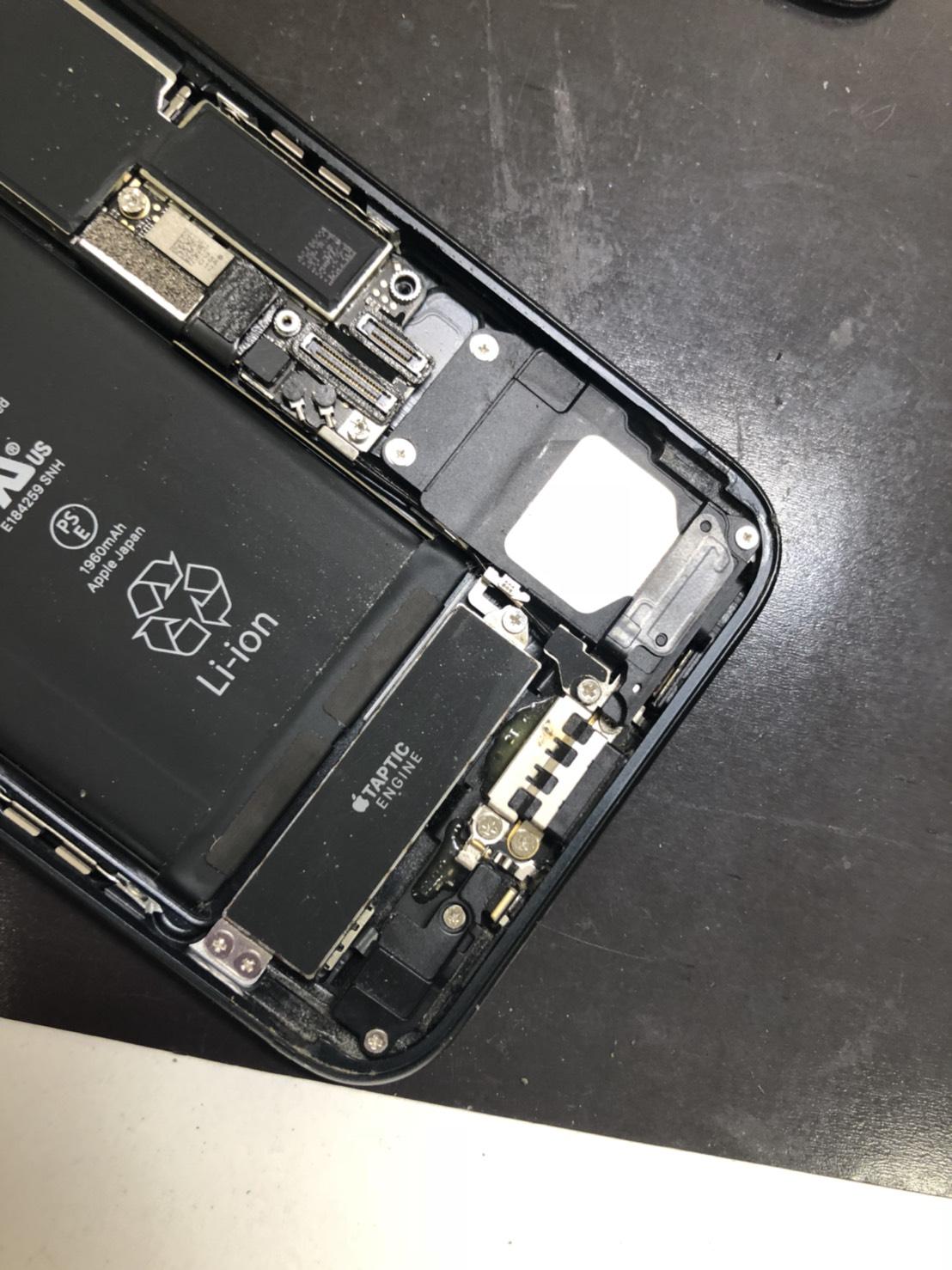 綺麗になったiPhone7