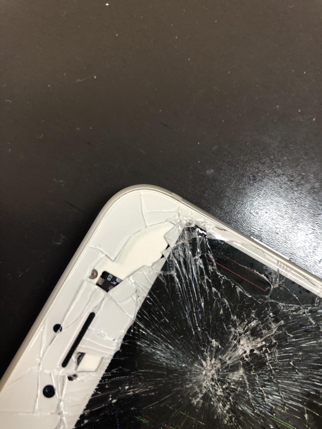 iPhone7の穴