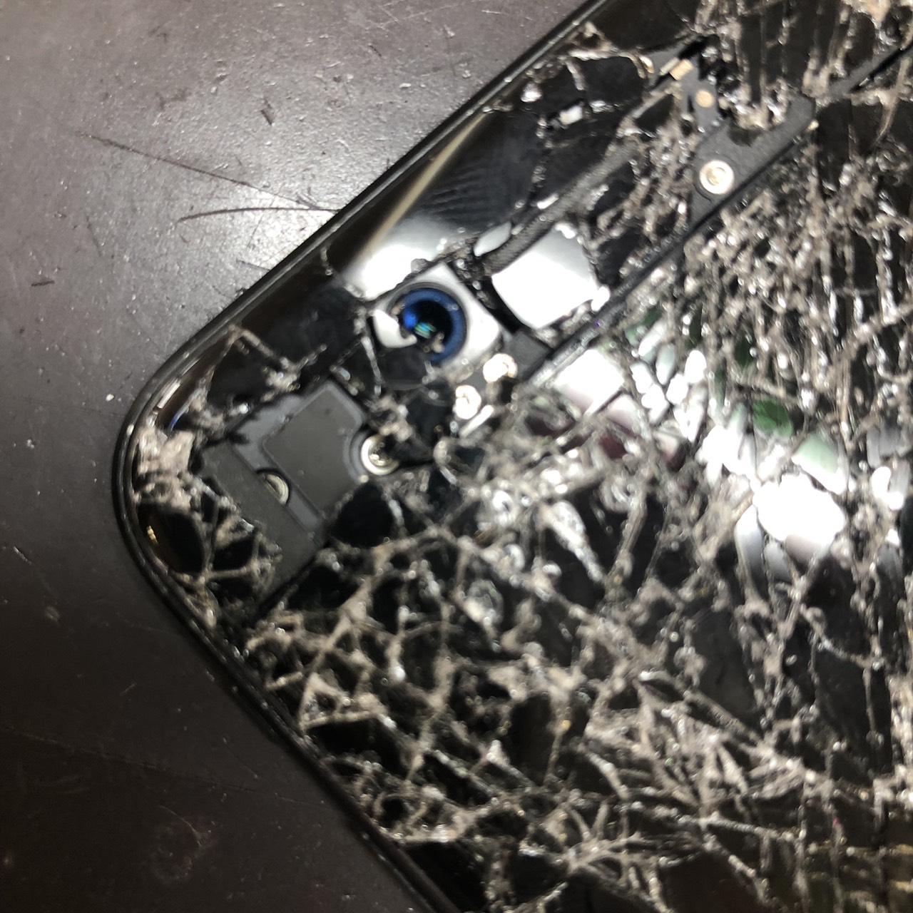 iPhone7の破損