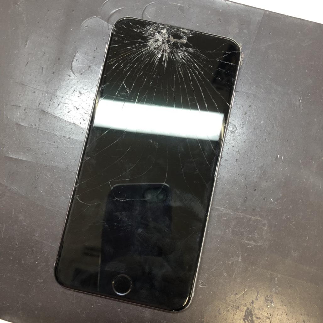 iPhone6破損