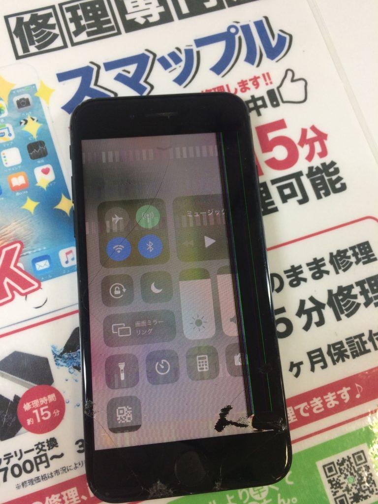 液漏れiPhone