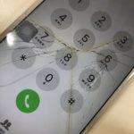 iPhone6修理前(拡大)