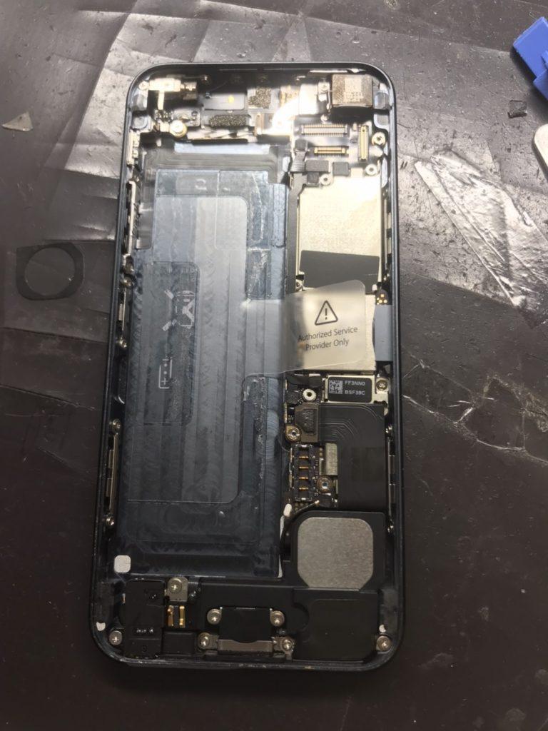 iPhone5の中身画像