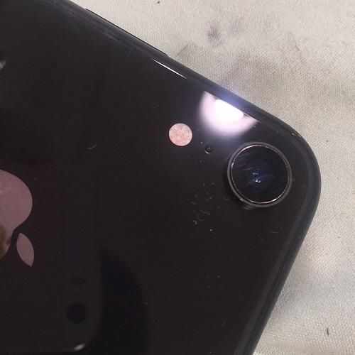 iPhoneXRカメラ修理後