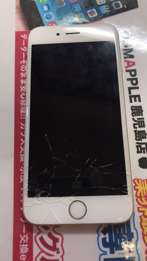 修理前iPhone6s