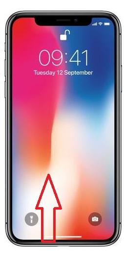 iPhoneXのサンプル画像