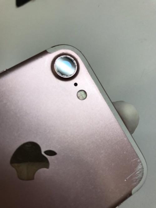 修理後iPhone7