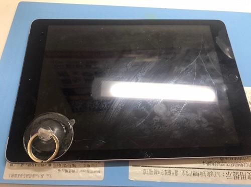 修理前iPad