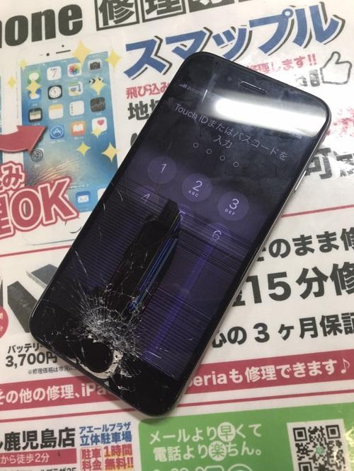 修理前iPhone6