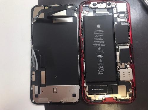 iPhone中身画像