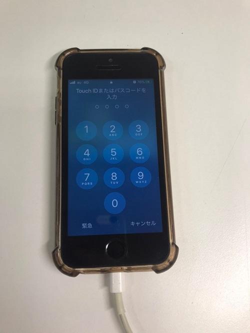 修理iPhoneSE