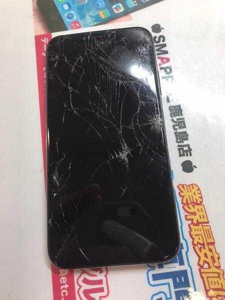 修理前iPhoneXR