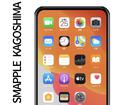 iPhone11Proの画面割れを決行!!即日15分できれいな画面に切り替えします!